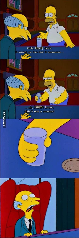 Homer again