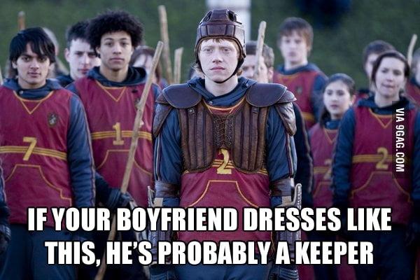Listen to that Hermione