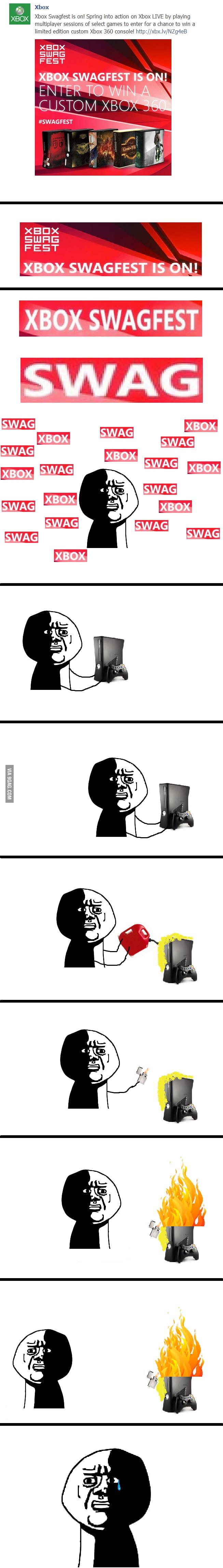 Xbox swagfest