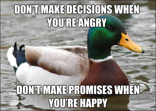 I wish someone had given me this piece of advice earlier