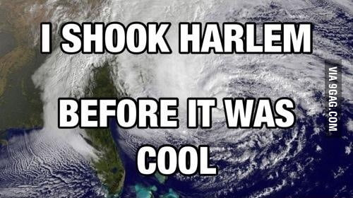 Harlem Shake(n) before it was cool