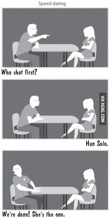 Han Shot First