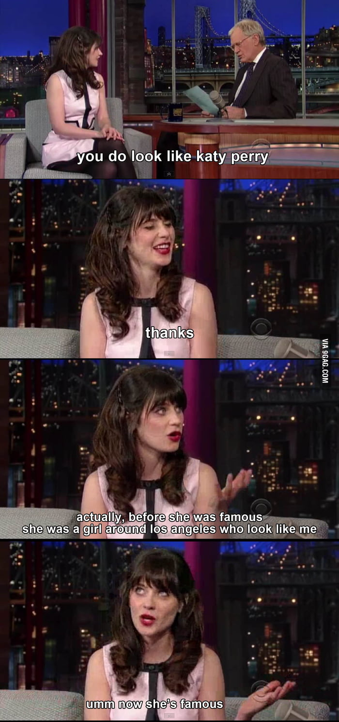 Just Zooey