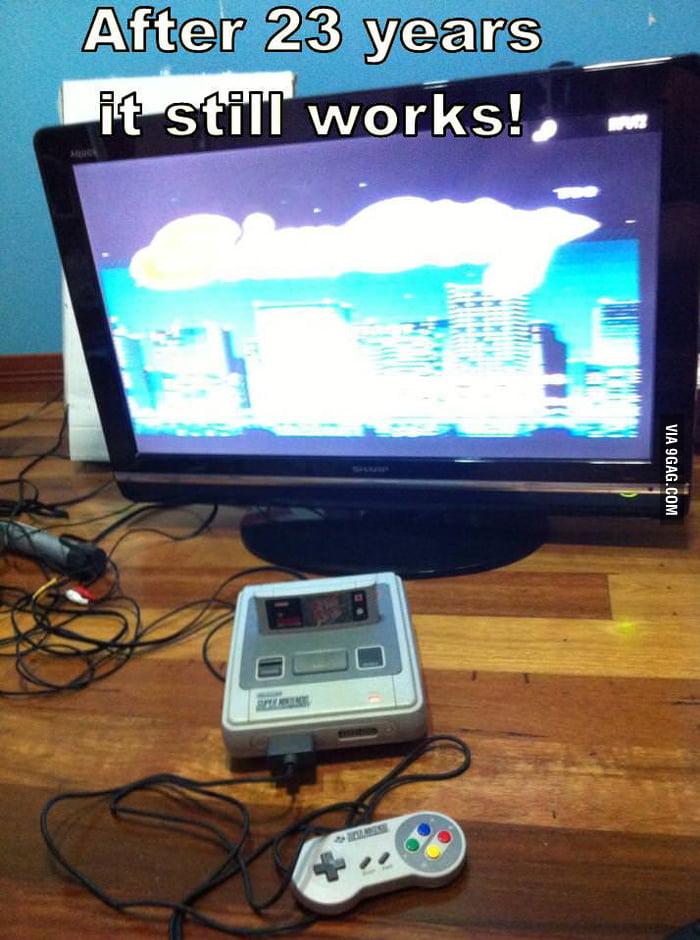 Good guy Nintendo