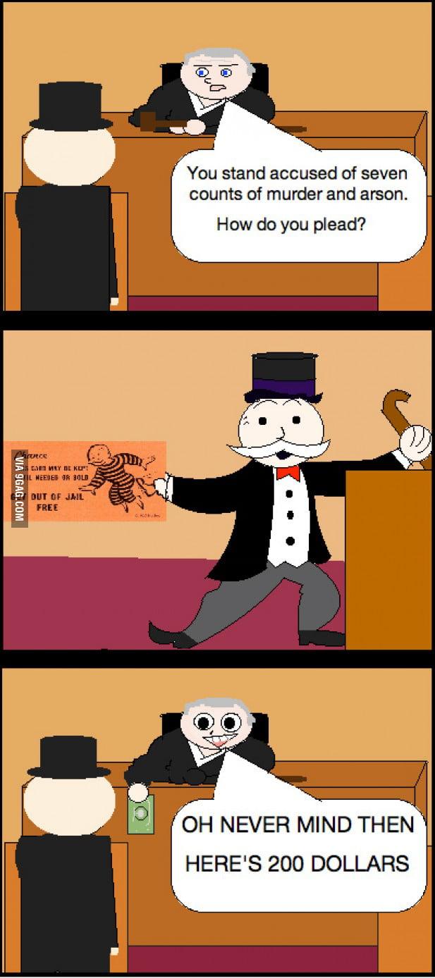 Monopoly logic