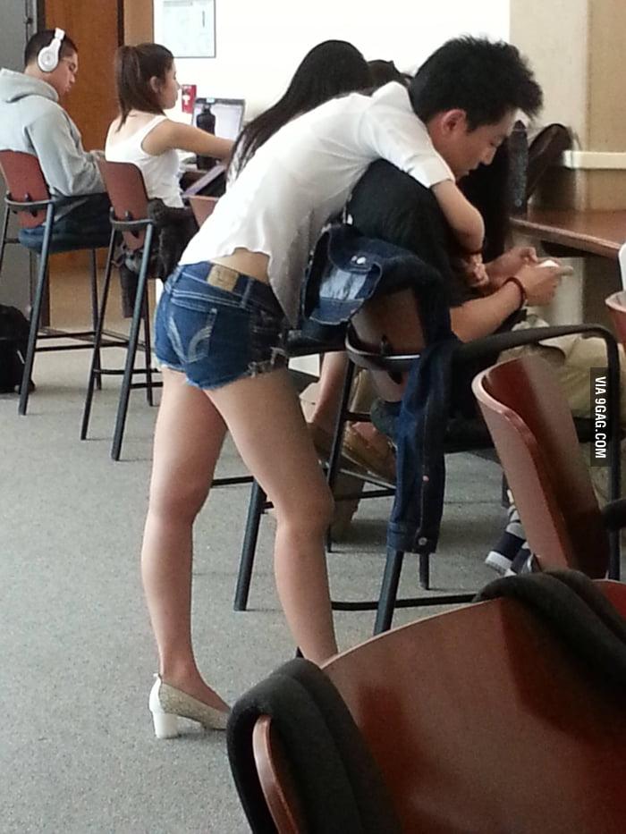 Nice legs dude!