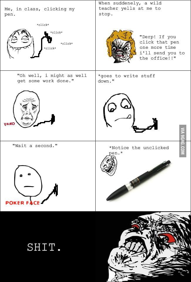 Pen click