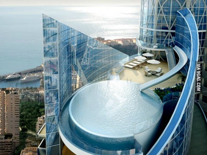 $360 million penthouse comes with waterslide