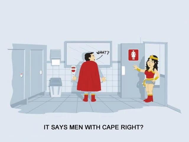 Superman's problem