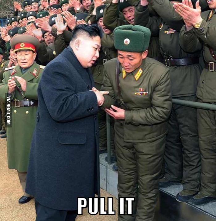 Detonate a nuke