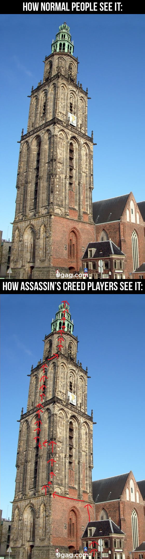 Assassin's Creed Perspective