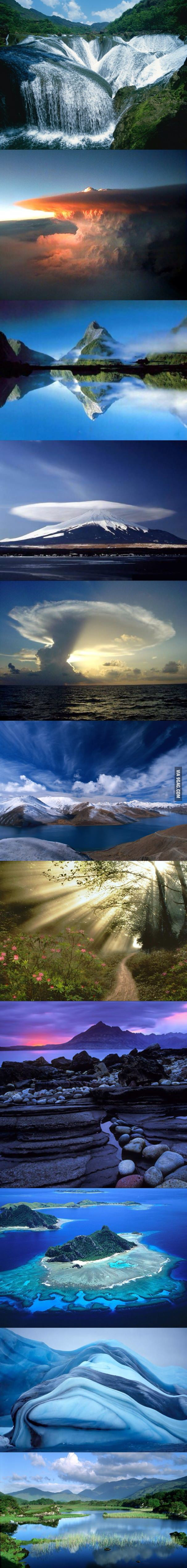 Some amazing images of nature