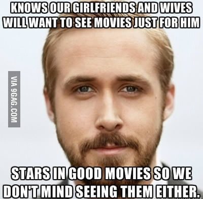 Good Guy Ryan Gosling