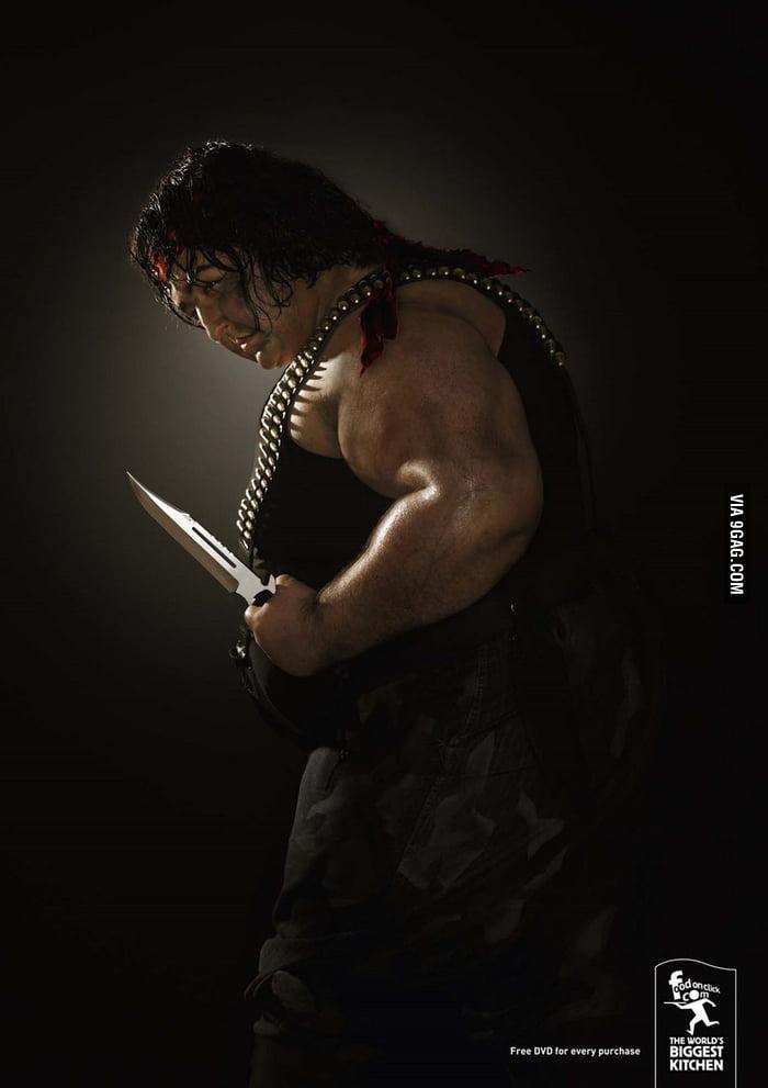Obese Rambo