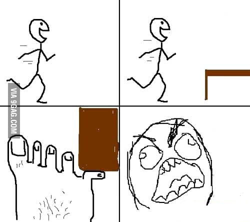 Worst pain in the world