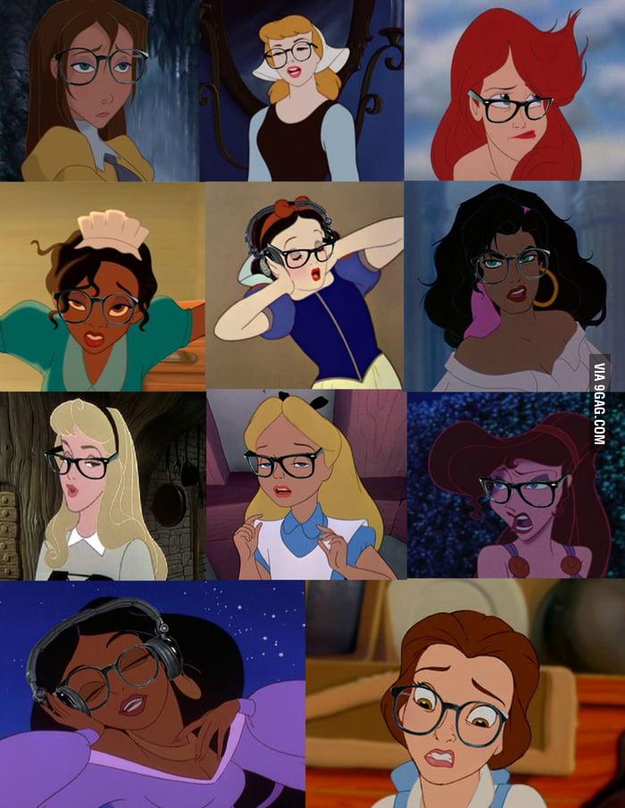 Disney HIPSTERSSSSSS