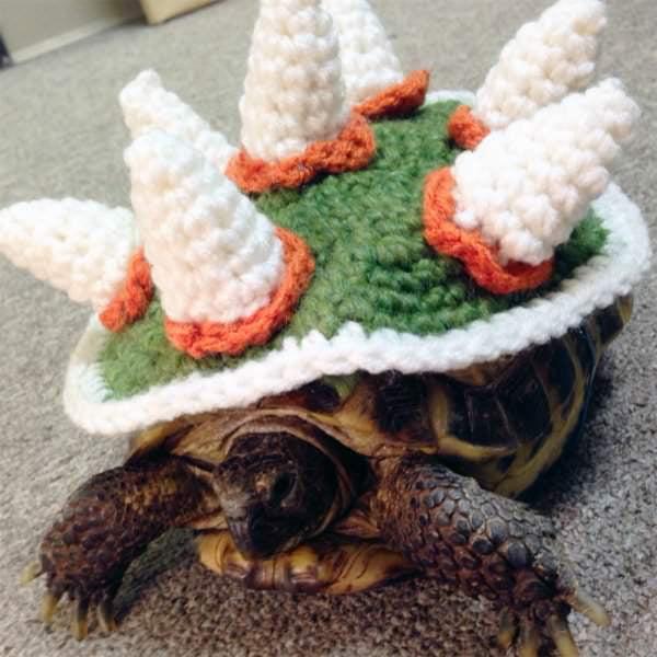 Turtle Koopa Cosplay -...
