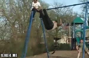 Fat Woman Falls Off 18