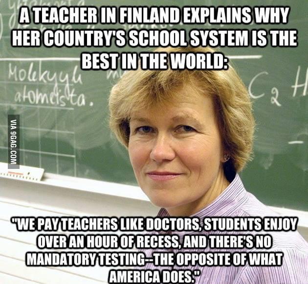 Finland teacher explains their <b>school system</b> - a1AnqqR_700b