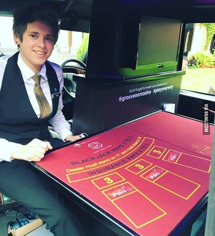 9gag gambling ad