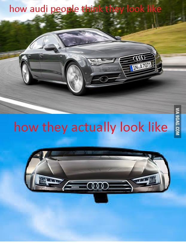 Audi Meme 9gag