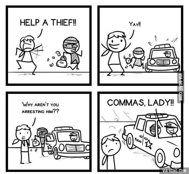 Help with commas pleassee :)?