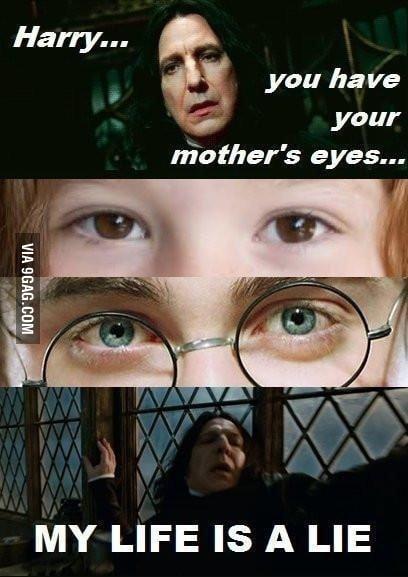 Poor Snape