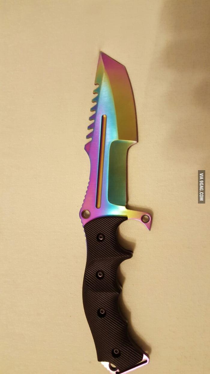 Huntsman Knife Fade - Bing images Huntsman Knife Fade