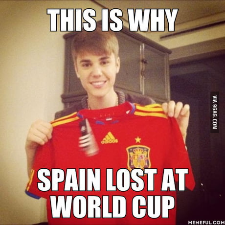 This is why Spain lost at World Cup