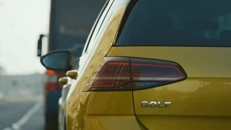 New VW turn signal