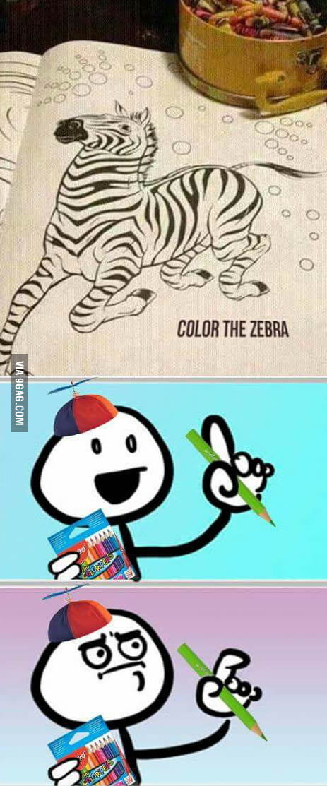 9 Gag Coloring Books When The Book Trolls U