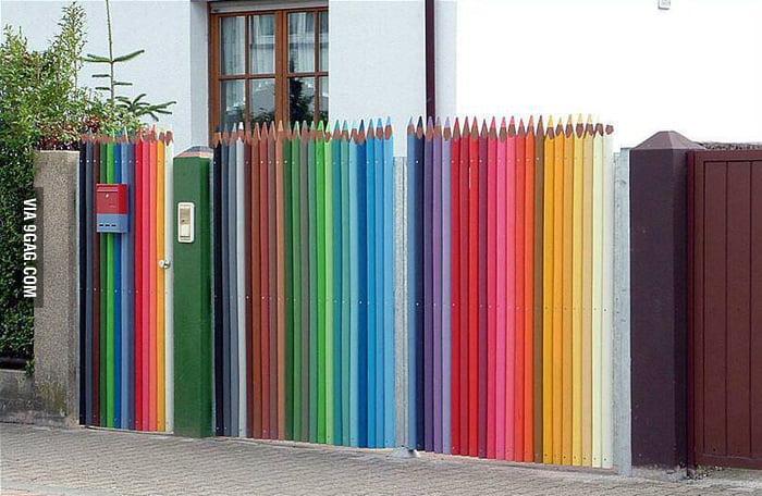 Pencils gate