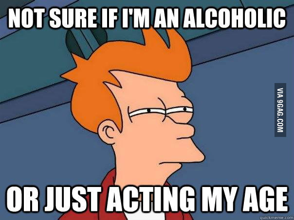 My drinking lately