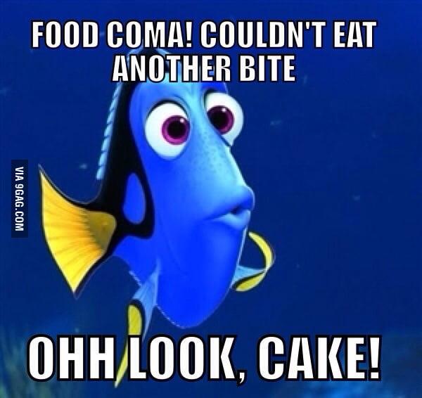 Eat The Cake Meme