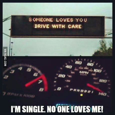 No one loves me!