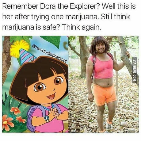Don't Marijuana