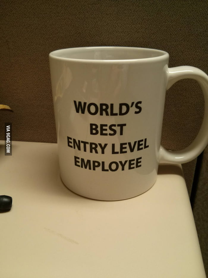I don't have a letter of recommendation, but my boss did get me this...