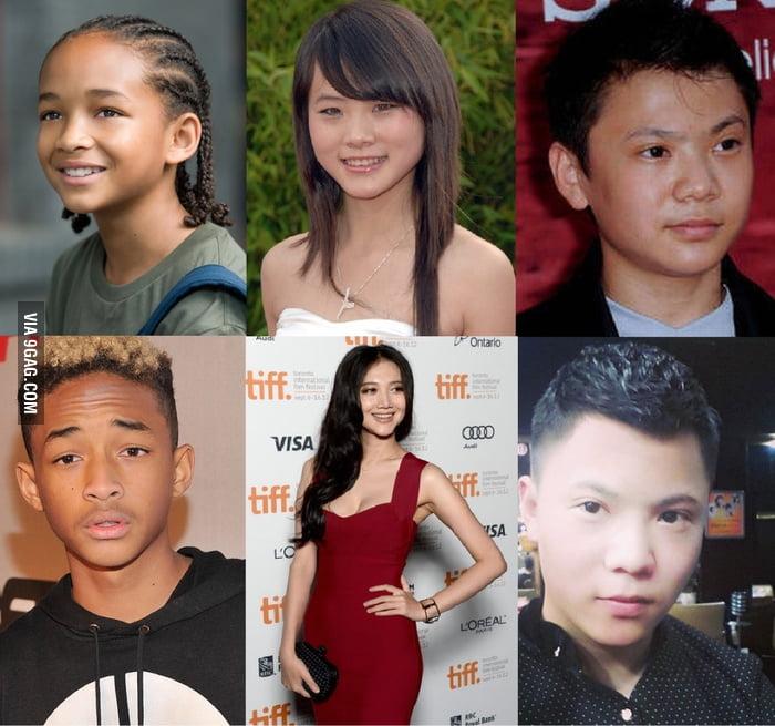 Karate Kid  Casts
