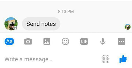 So, it's exam week and the quiet girl from our class actually sent me this. I have found the one.