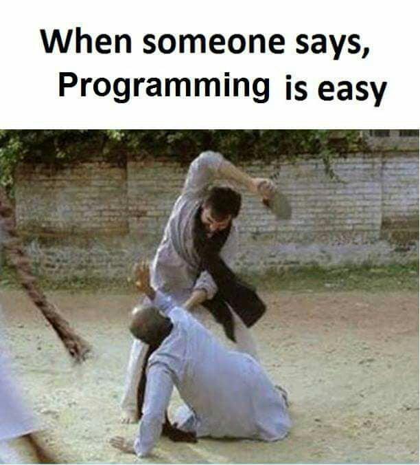 Programmer will understand