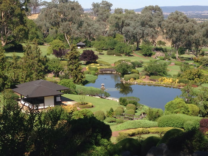 Japanese Gardens In New South Wales Australia - 9GAG