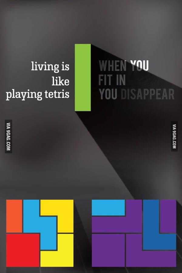Do you play tetris?