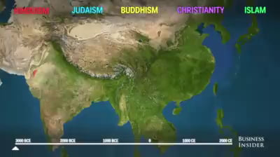 world religions hinduism buddhism judaism christianity islam Judaism has the linear worldview and time unlike of two indo-european religions: hinduism and buddhism it's doesn't possess any faith over the next life or rebirths thus, they try hard to get salvation in this life.