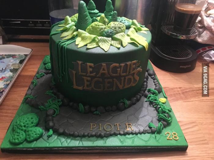 Birthday Cakes For My Boyfriend ~ Birthday cake for my boyfriend gag