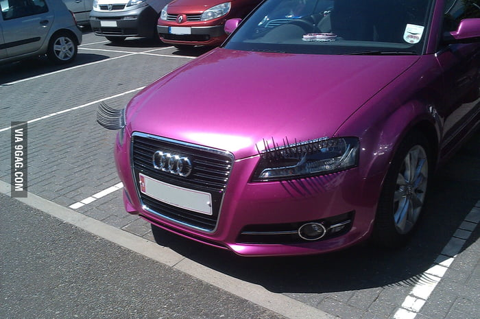 Girliest Cars Ever Image Mag