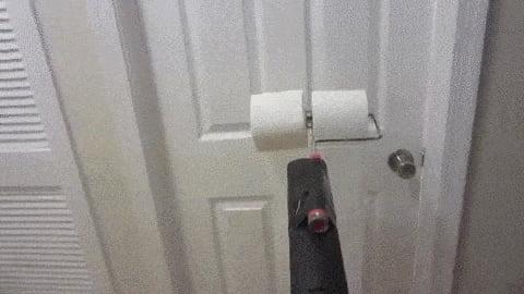 paper toilet gun 9gag