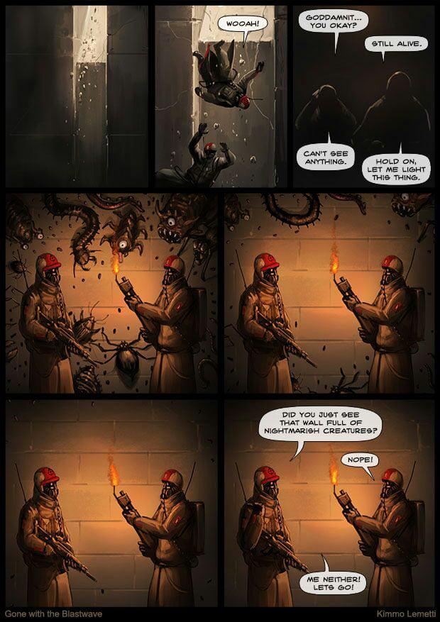 I love this comic