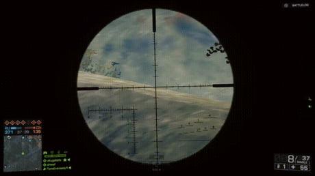 1v3 Sniping, no problem