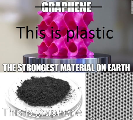 To the guy who posted fake science. Real graphene in bulk and from transmission electron microscope