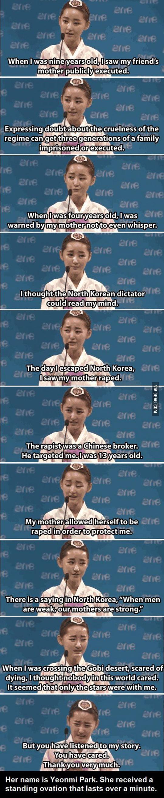 """For those of you saying """"good guy kim jong un"""""""